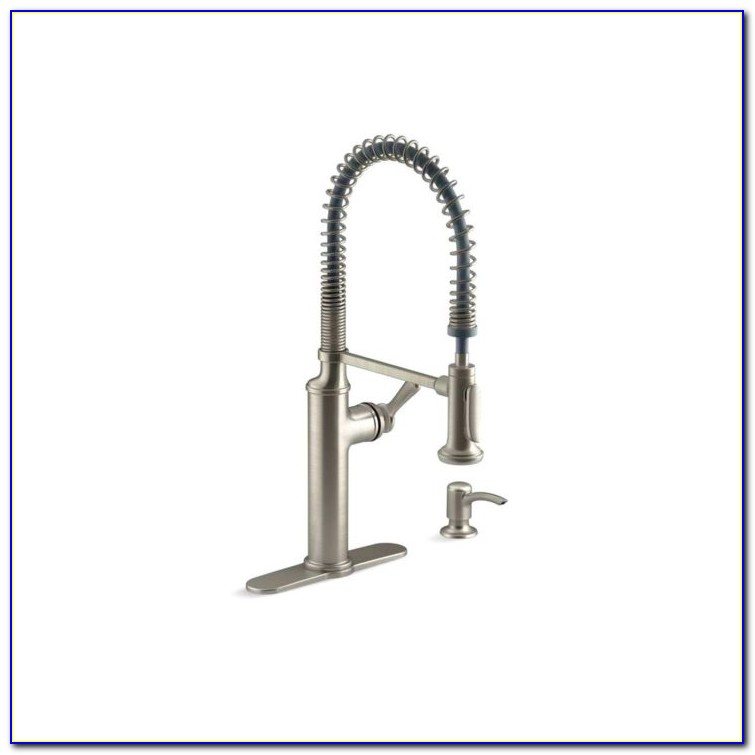 Moen Brantford Kitchen Faucet Brushed Nickel