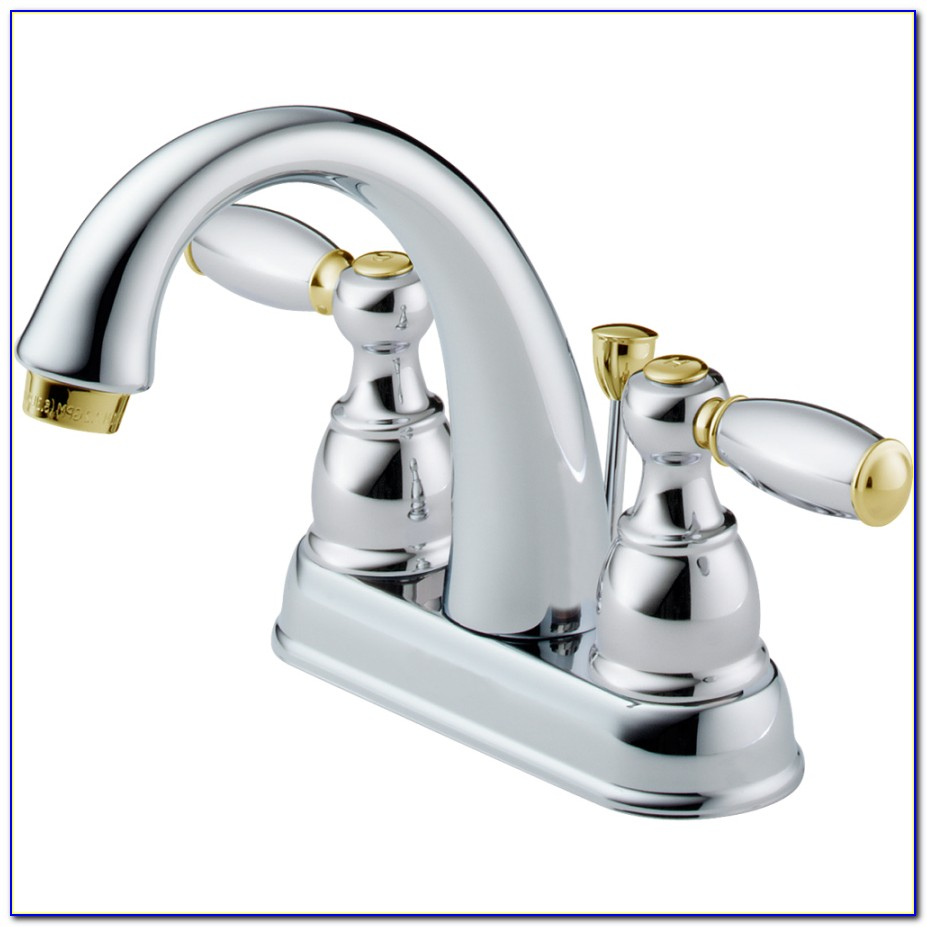 Moen Brass And Chrome Faucets
