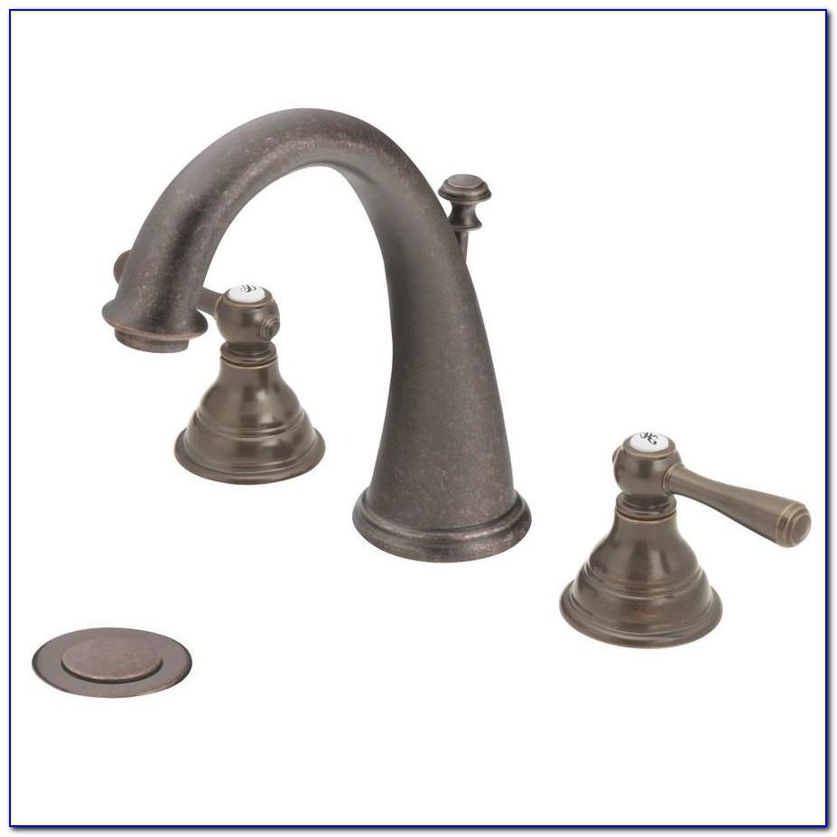 Moen Caldwell Bronze Bathroom Faucet