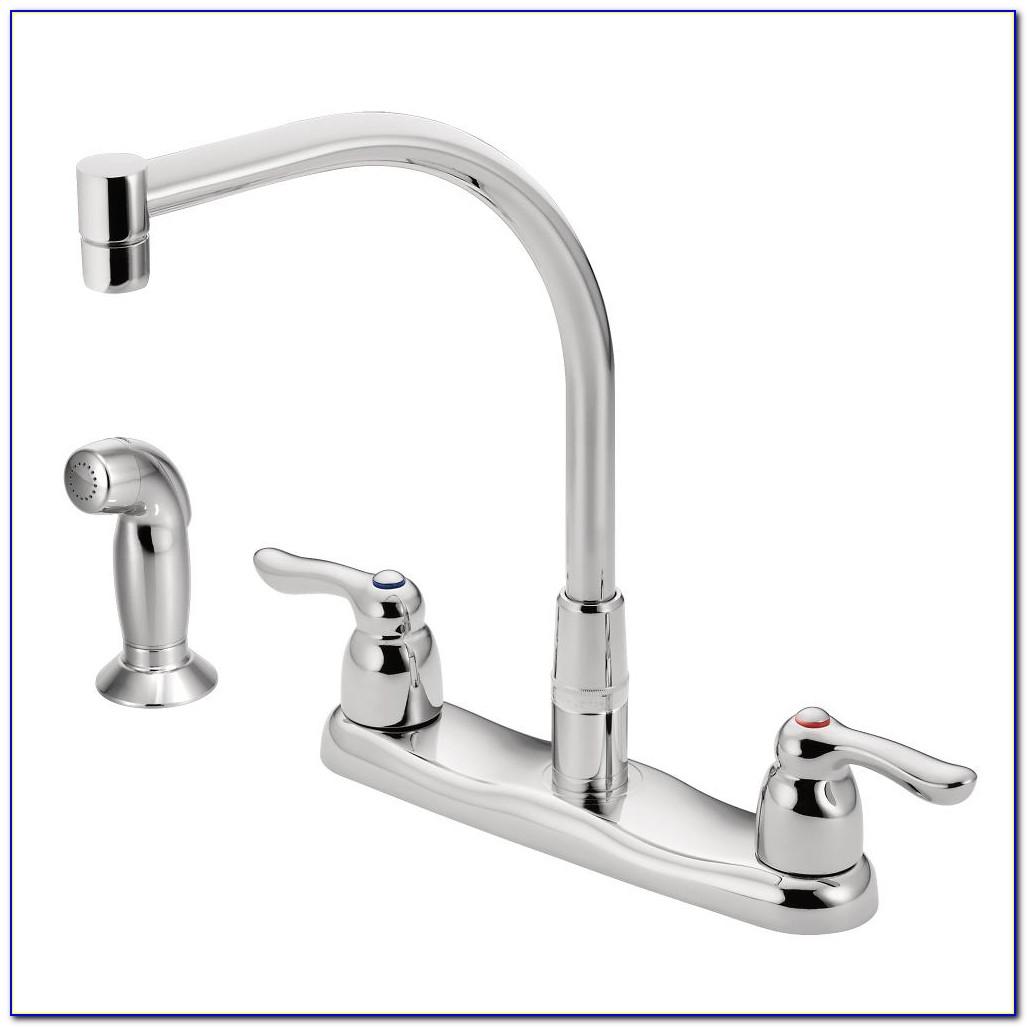 Moen Commercial Kitchen Sink Faucet