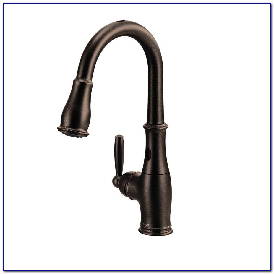 Moen Eva Oil Rubbed Bronze Faucet