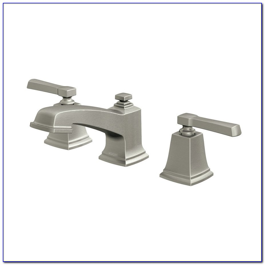 Moen Faucet Bathroom Sink