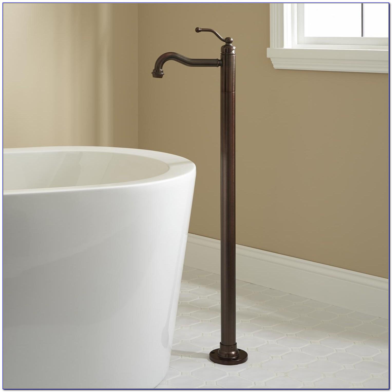 Moen Faucet For Freestanding Tub