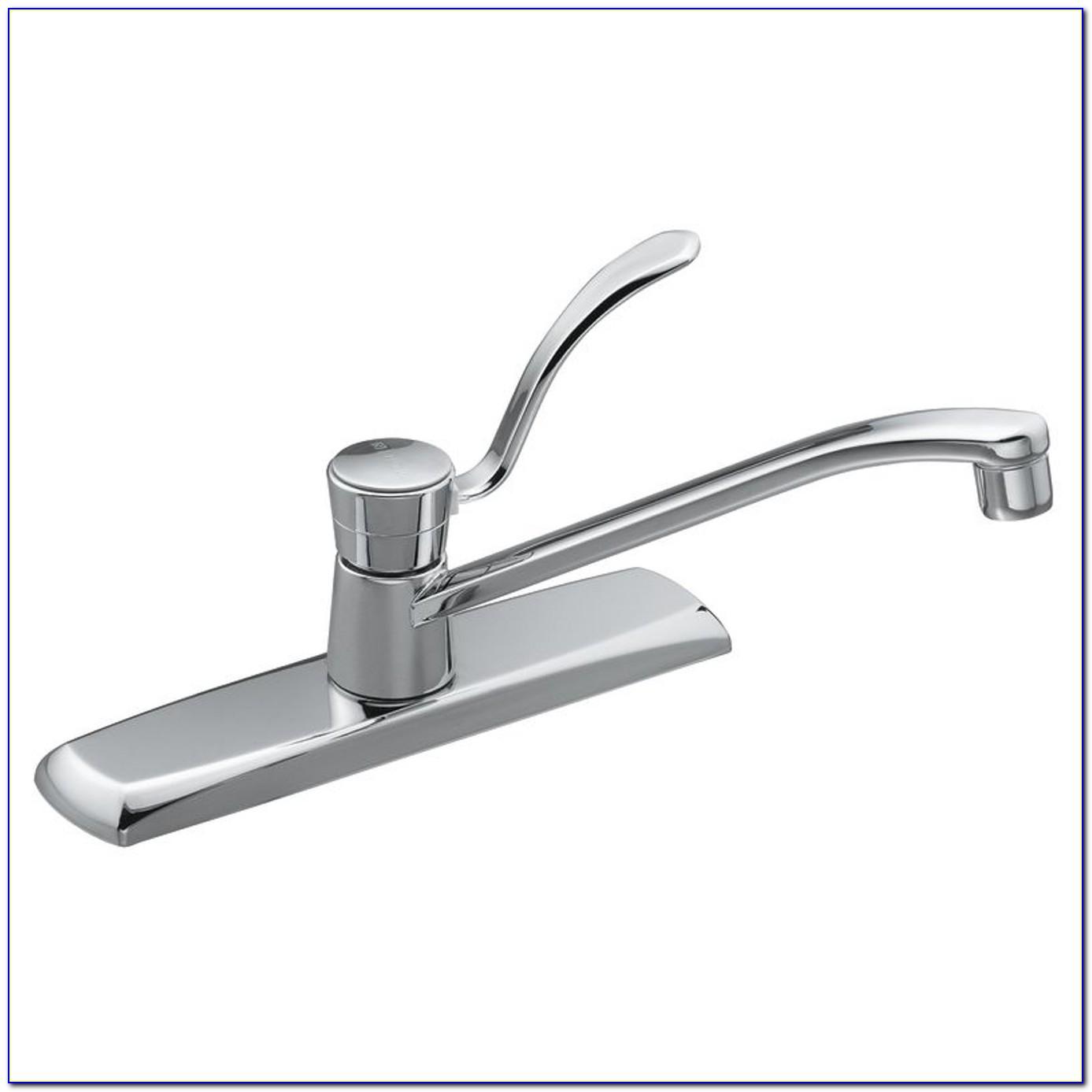 Moen Faucet Single Handle Diagram