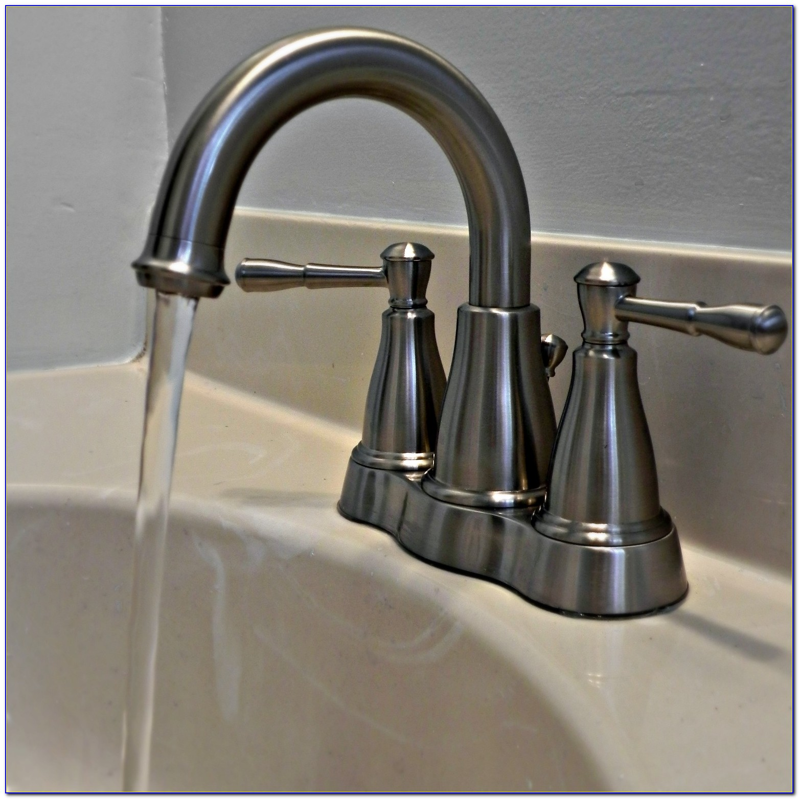 Moen Faucets For Bathroom Sinks