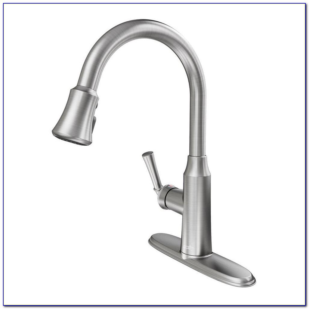 Moen Haysfield Motionsense 1 Handle Pull Down Kitchen Faucet