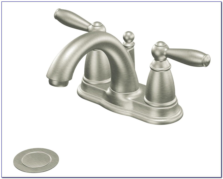 Moen Kitchen Faucet Polished Nickel