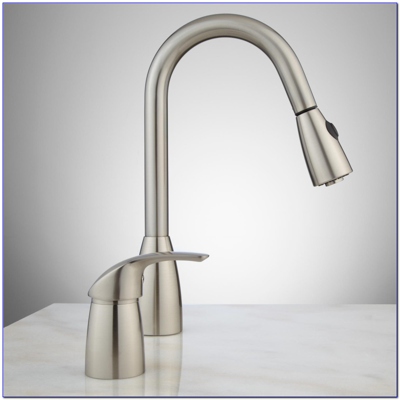 Moen Kitchen Faucet Repair Loose Handle