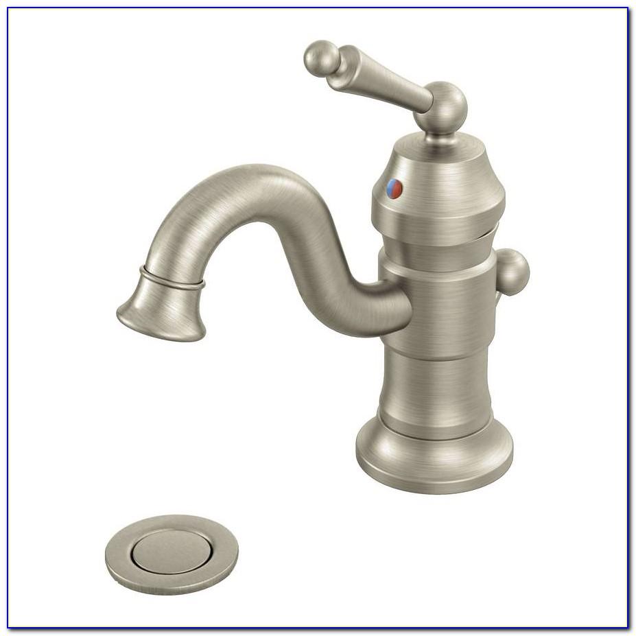 Moen Monticello Bathroom Faucets Brushed Nickel