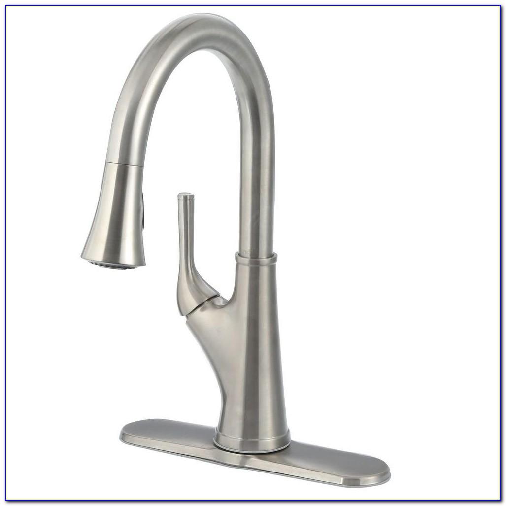 Moen Motionsense Haysfield Hands Free Pulldown Kitchen Faucet 87350esrs