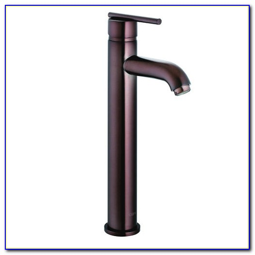 Moen Oil Rubbed Bronze Vessel Sink Faucets