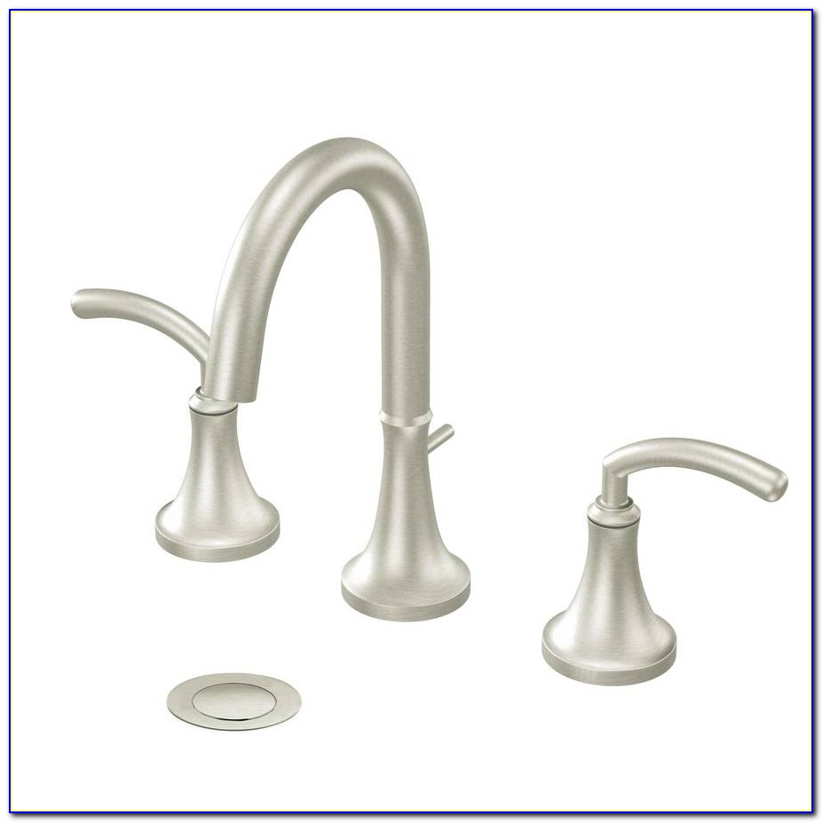 Moen Polished Nickel Faucets