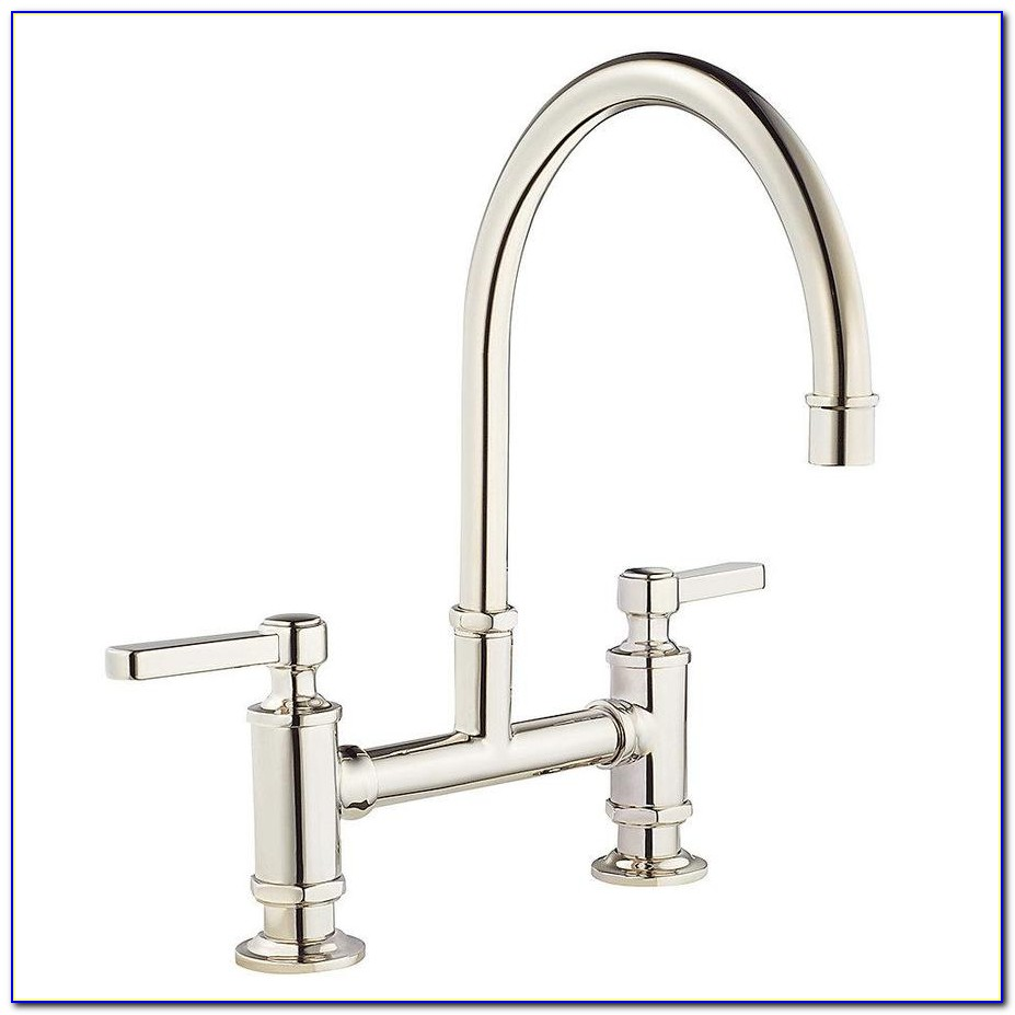 Moen Polished Nickel Kitchen Faucets