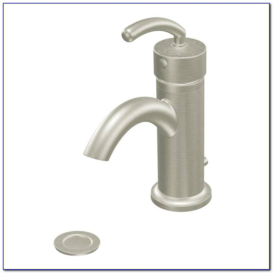 Moen Single Handle Bathroom Faucet Dripping