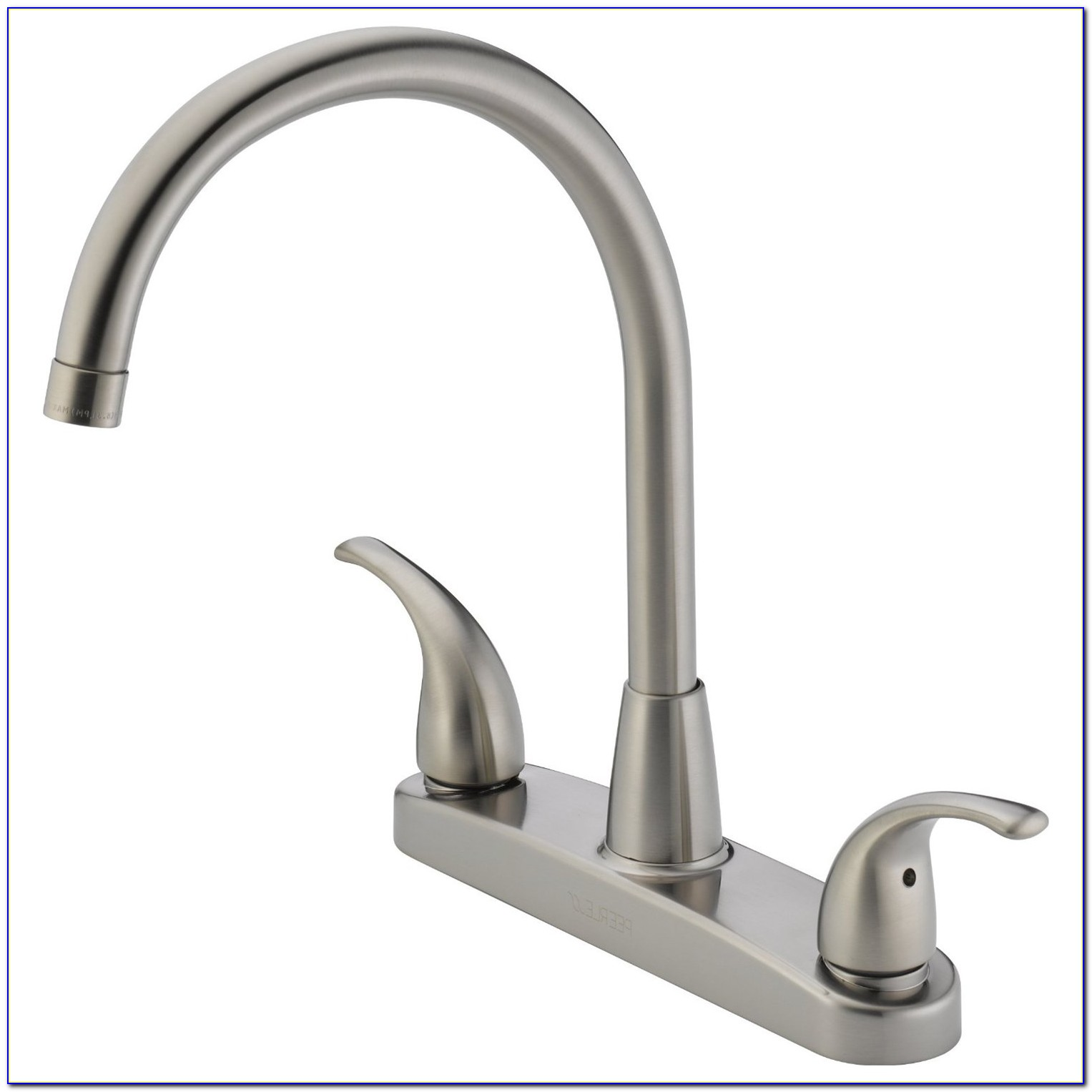 Moen Single Handle Kitchen Faucet Leaking At Handle