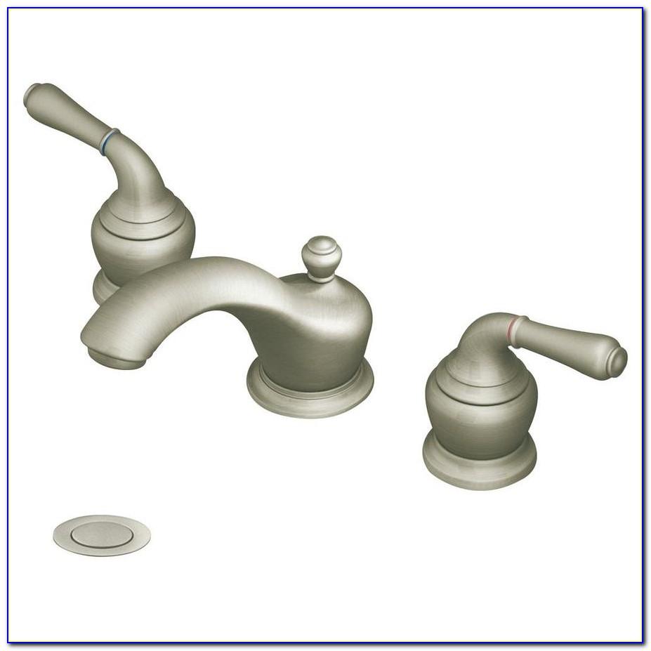 Moen Tub Faucets Brushed Nickel