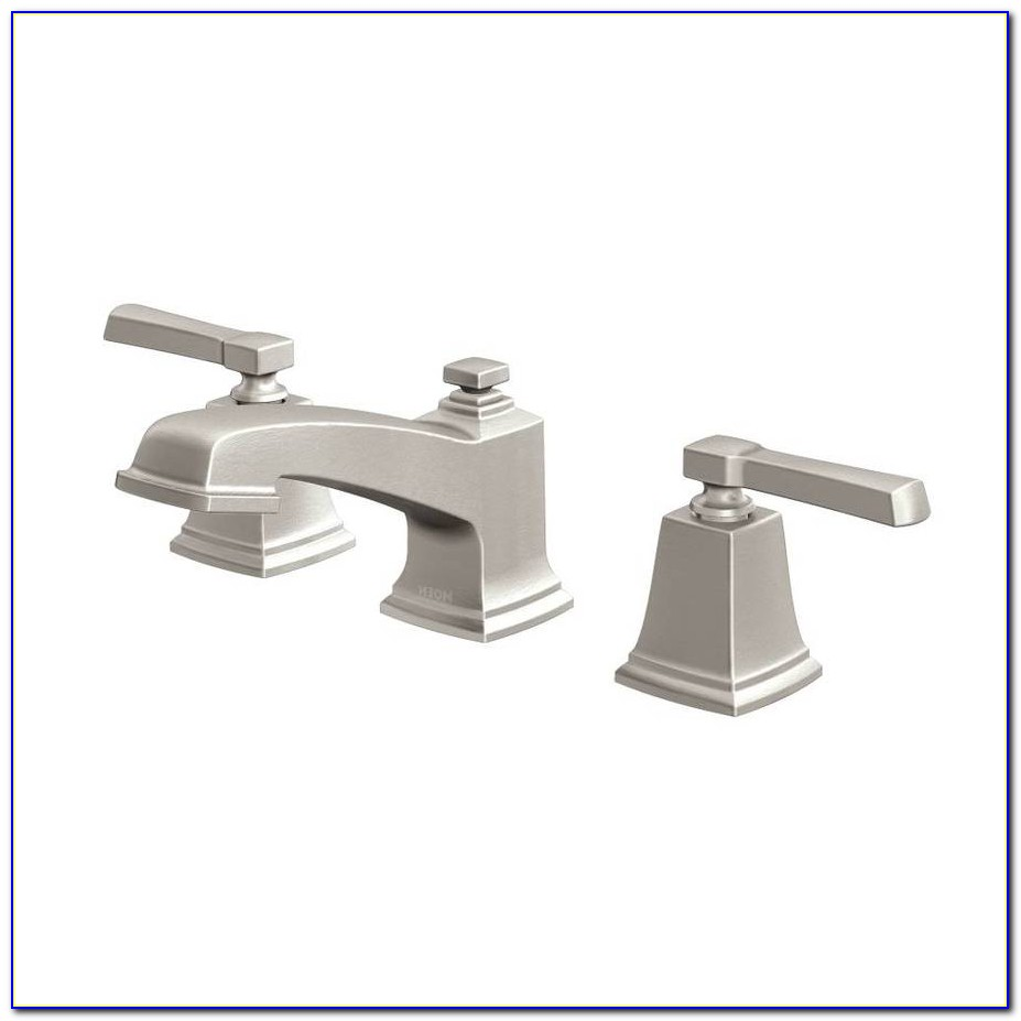 Moen Voss Bathroom Faucet Brushed Nickel