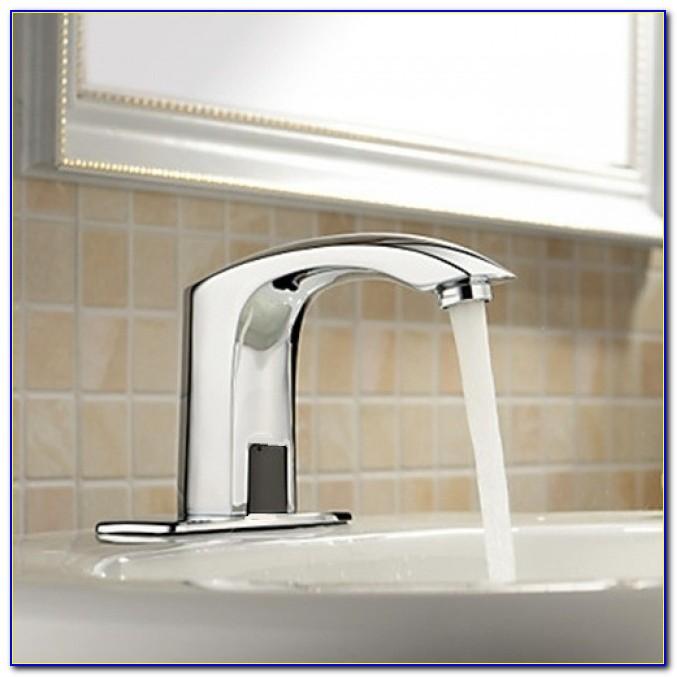 Motion Sensor Bathroom Faucets