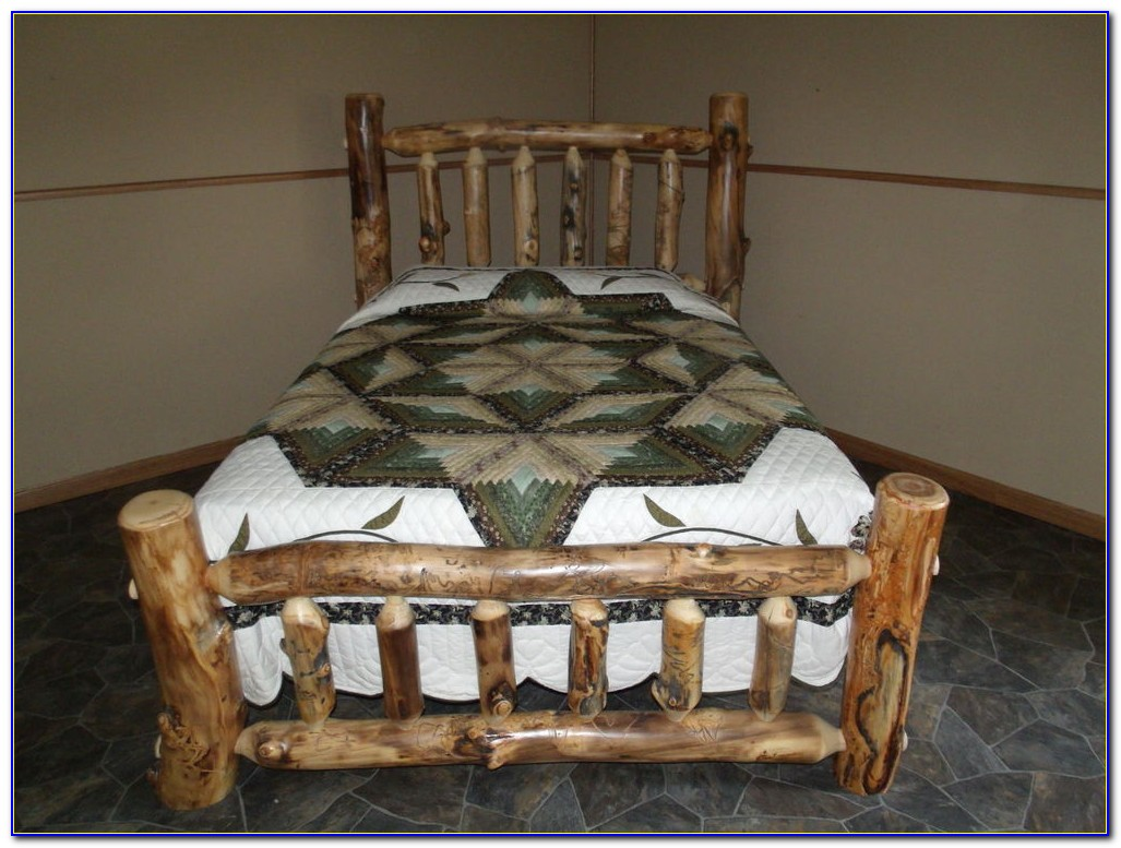 Oak Mission Style King Headboard