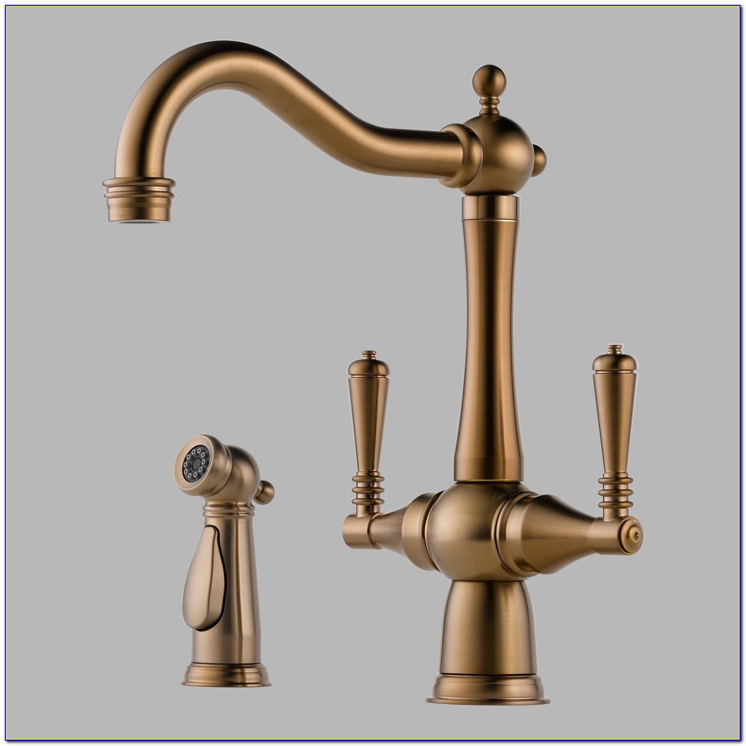 Oil Brushed Bronze Kitchen Faucets