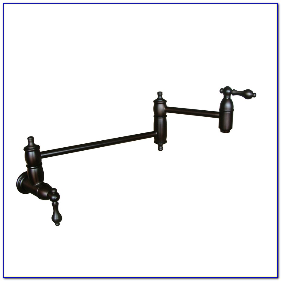 Oil Rubbed Bronze Pot Filler Faucet