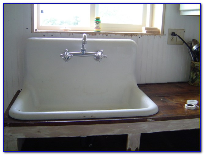 Old Kitchen Sink Faucets