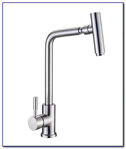 Osmio Robin Stainless Steel Water Filter Tap Faucet