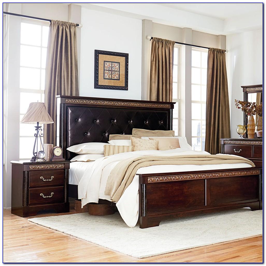 Padded Headboard Bedroom Sets