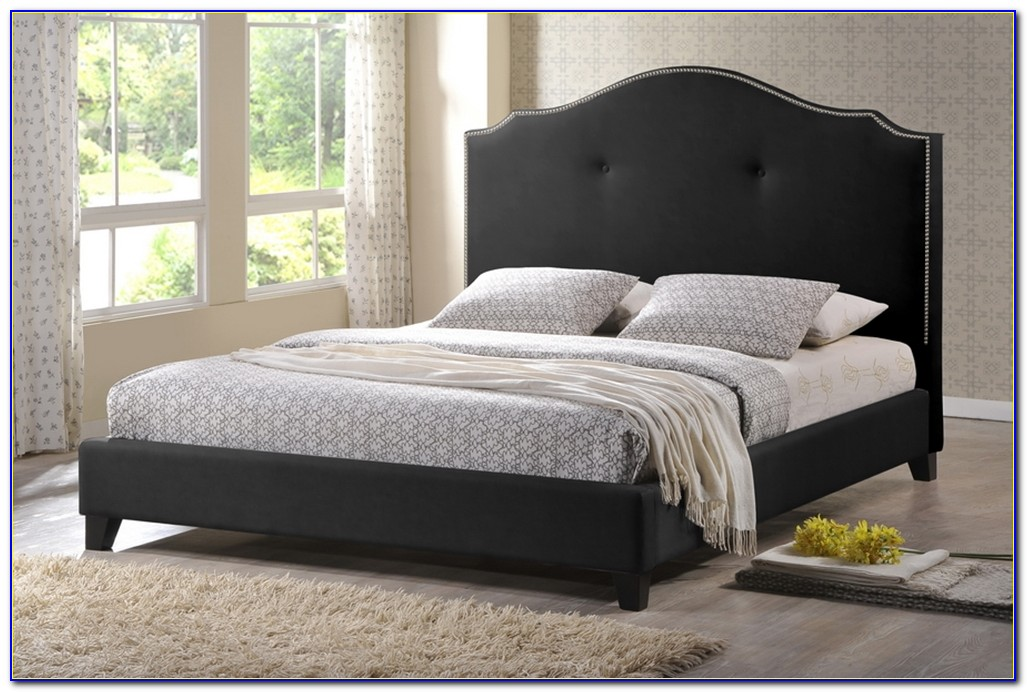 Padded Leather King Size Headboard