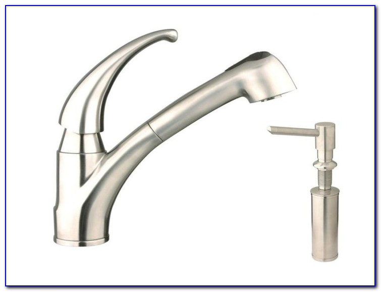 Peerless Pull Down Kitchen Faucet