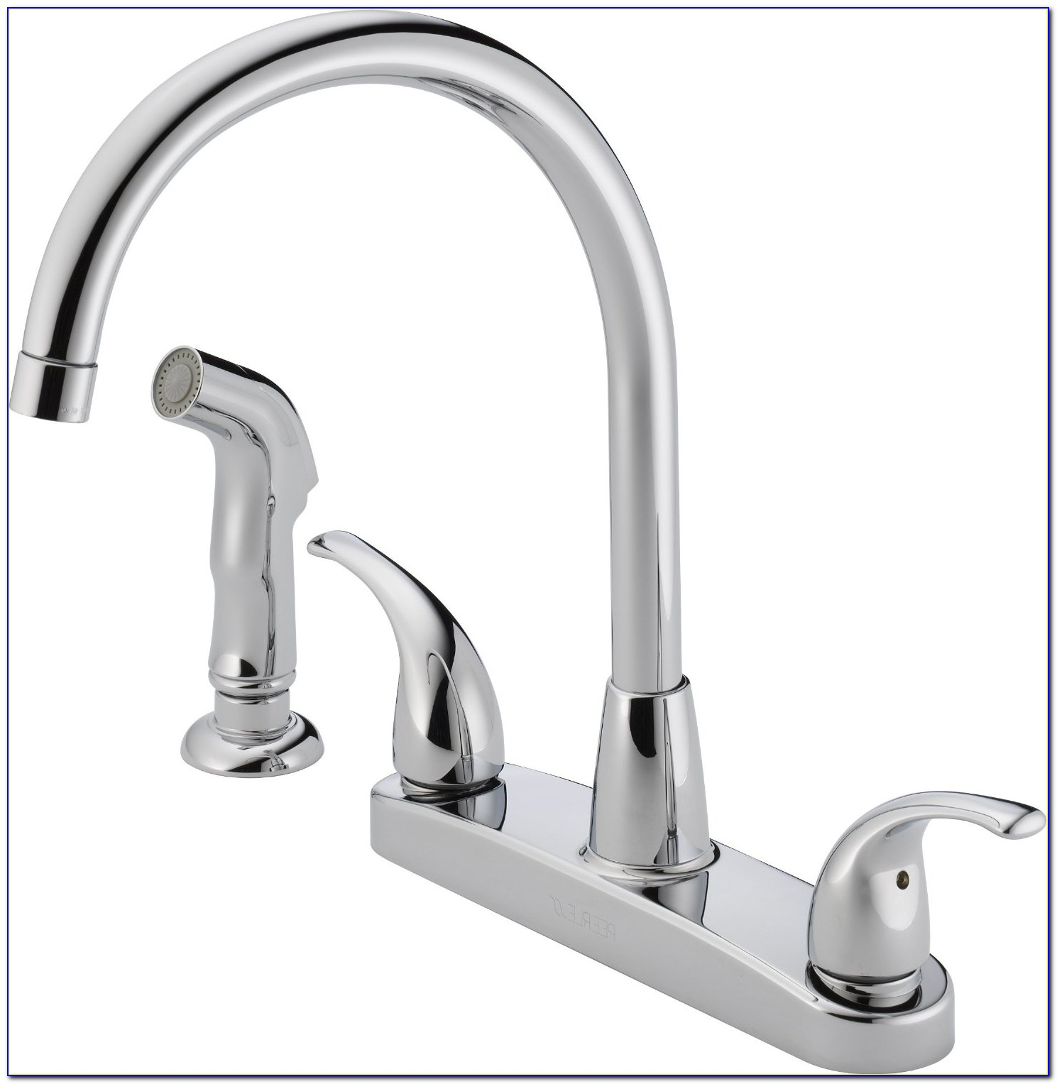 Peerless Pull Out Kitchen Faucet Installation