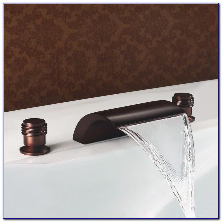 Pegasus Roman Tub Faucet Oil Rubbed Bronze