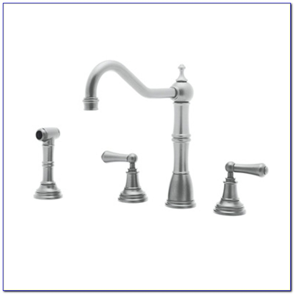 Perrin And Rowe Brass Kitchen Tap