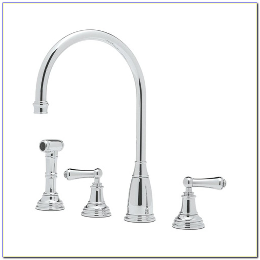 Perrin And Rowe Bridge Kitchen Faucet