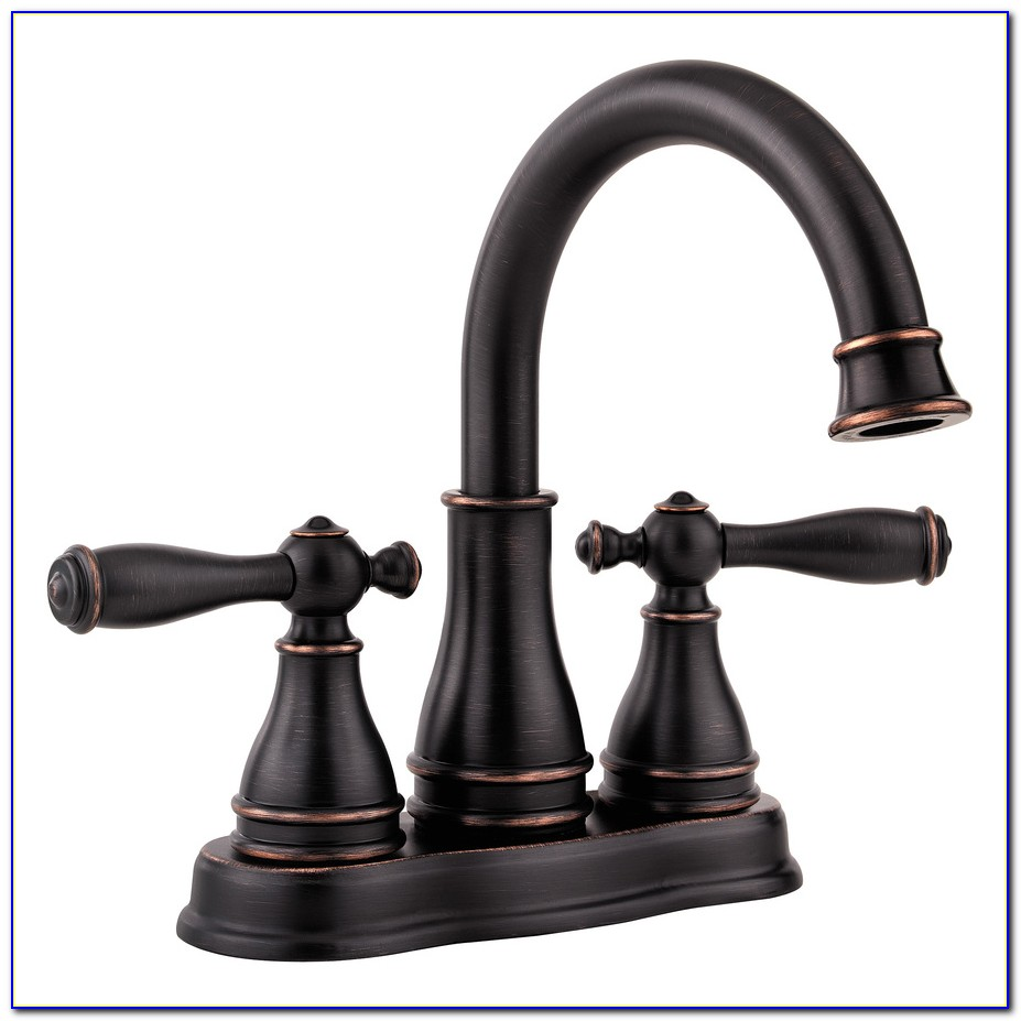 Pfister Sonterra Tuscan Bronze Bathroom Faucet