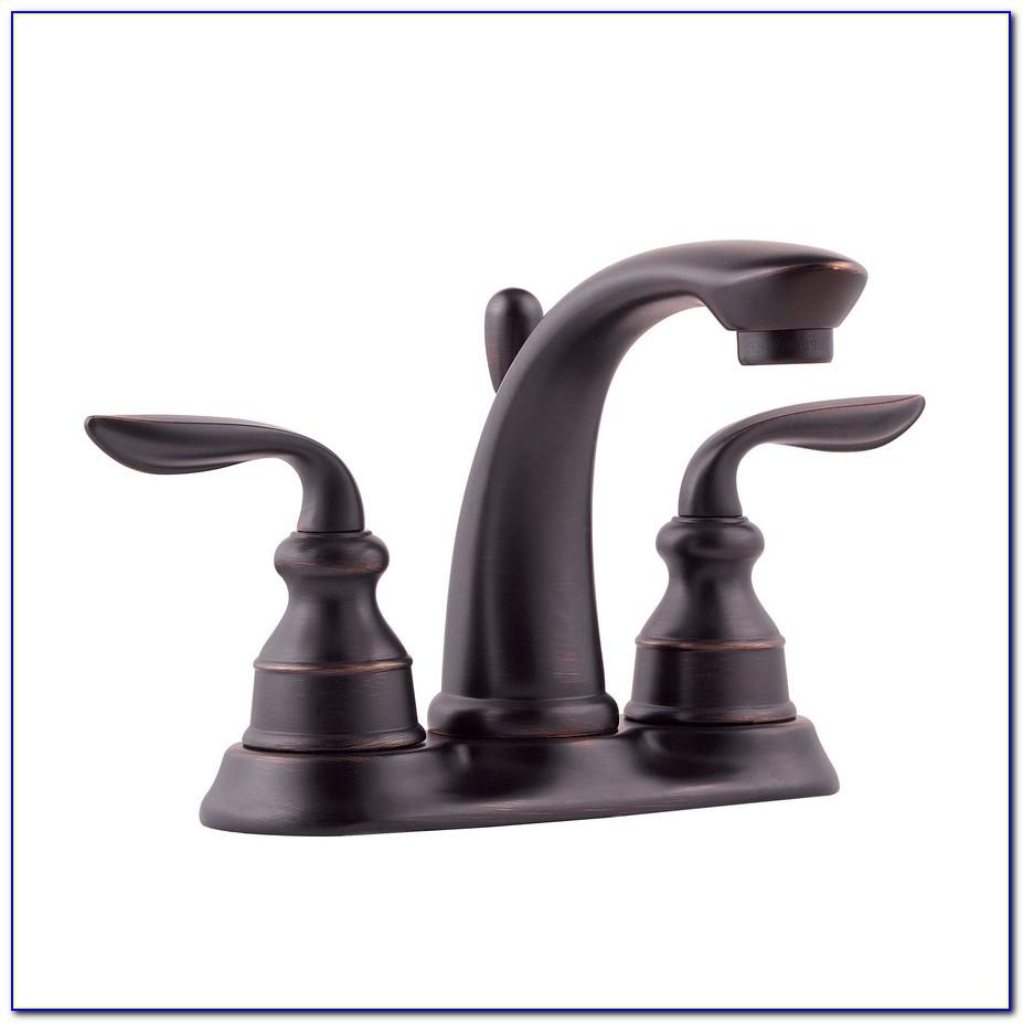 Pfister Tuscan Bronze Bathroom Faucet