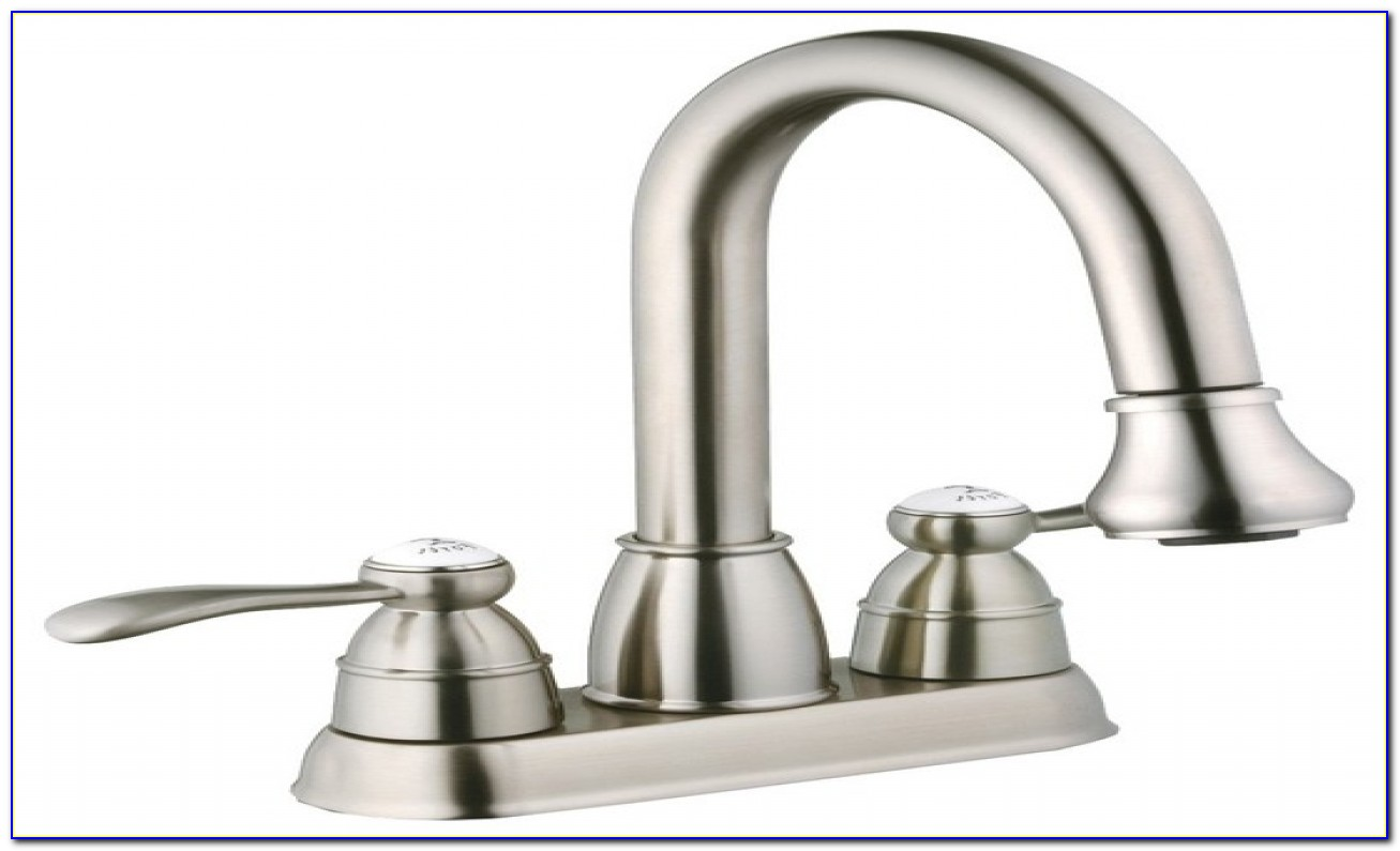 Pull Out Laundry Sink Faucet