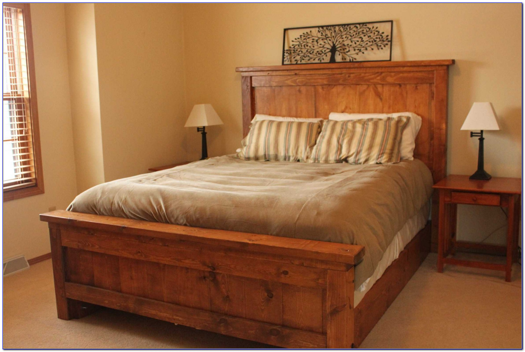 Queen Bed Frame With Headboard And Footboard Pictures Headboards