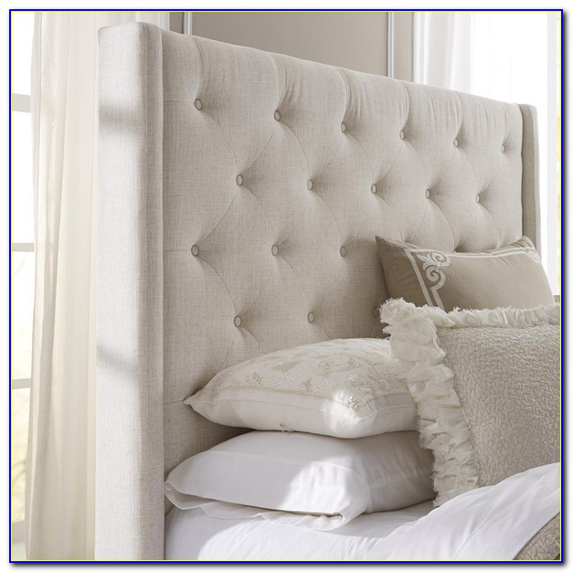 Queen Size Upholstered Headboards For Beds