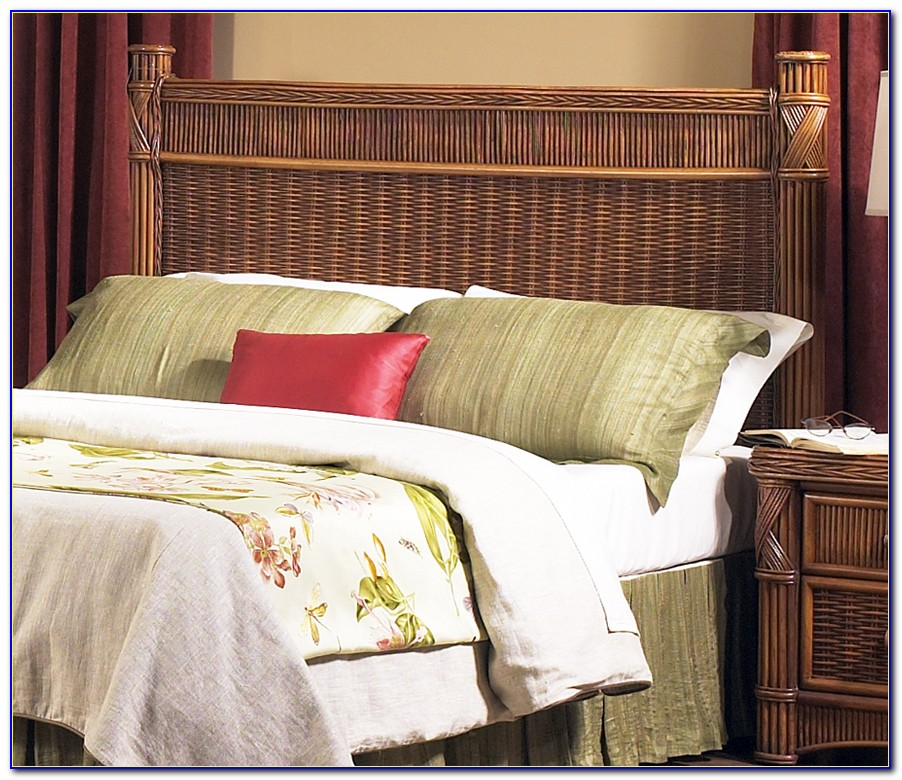 Rattan Headboards For King Beds