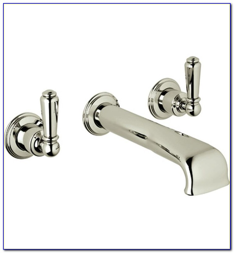 Rohl Acqui Wall Mount Faucet