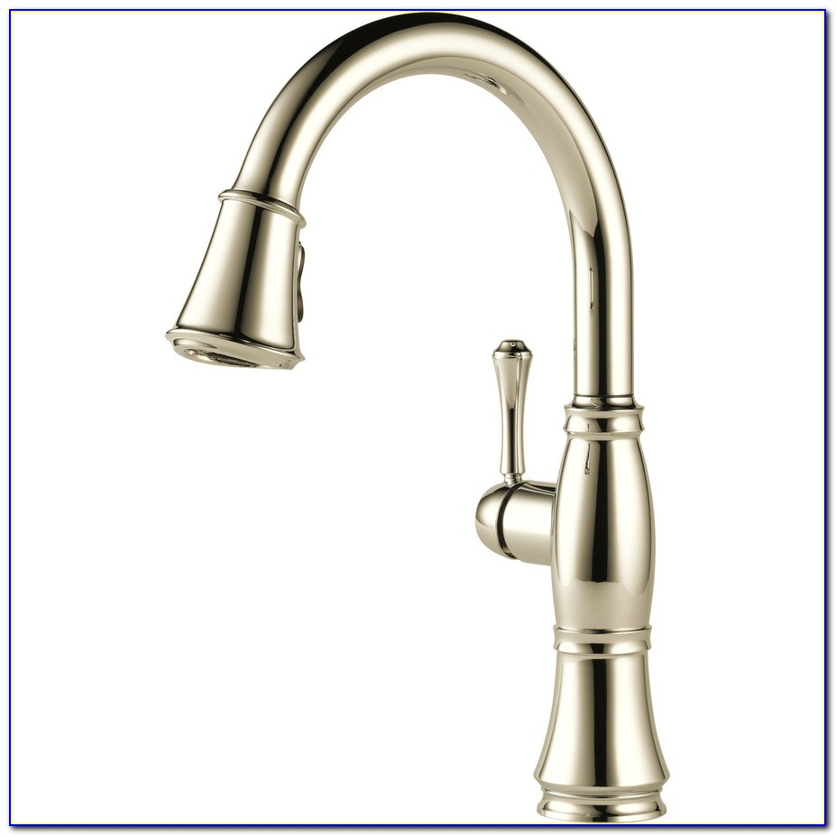 Rohl Polished Nickel Kitchen Faucets