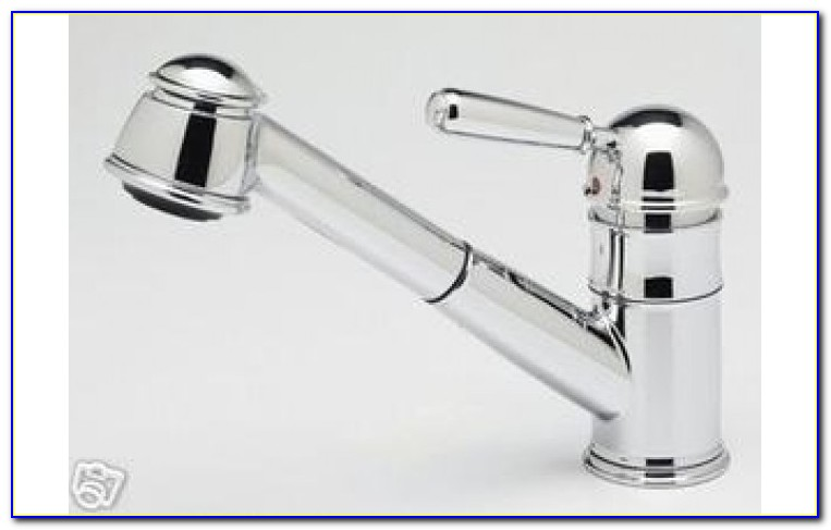Rohl Pull Out Spray Kitchen Faucet