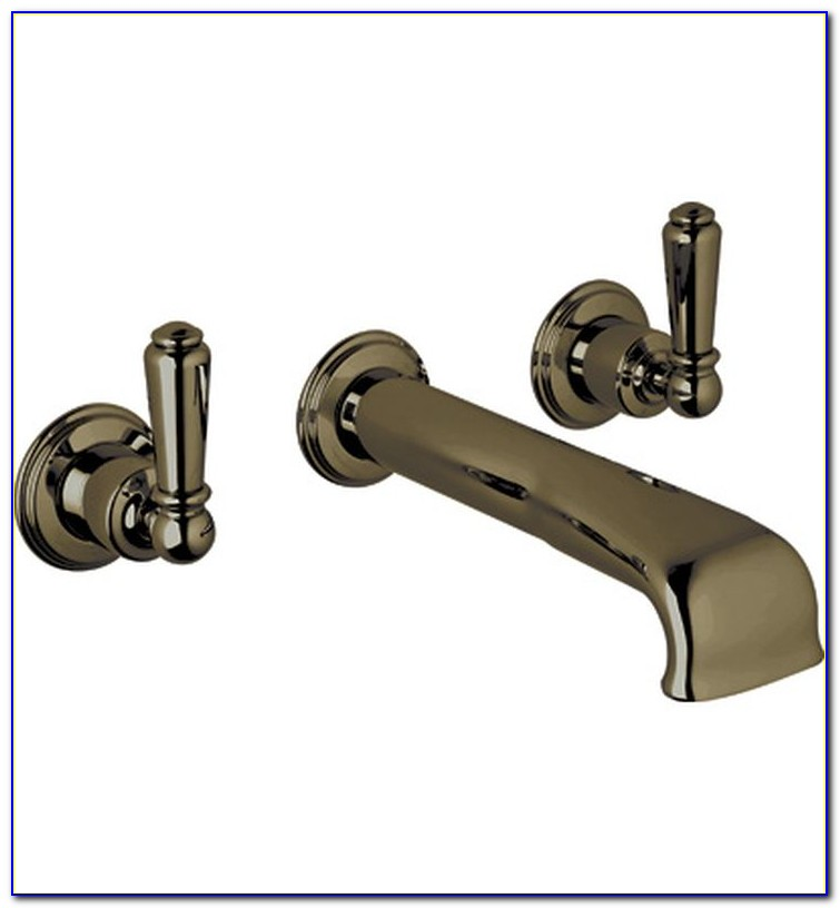 Rohl Wall Mount Tub Faucet