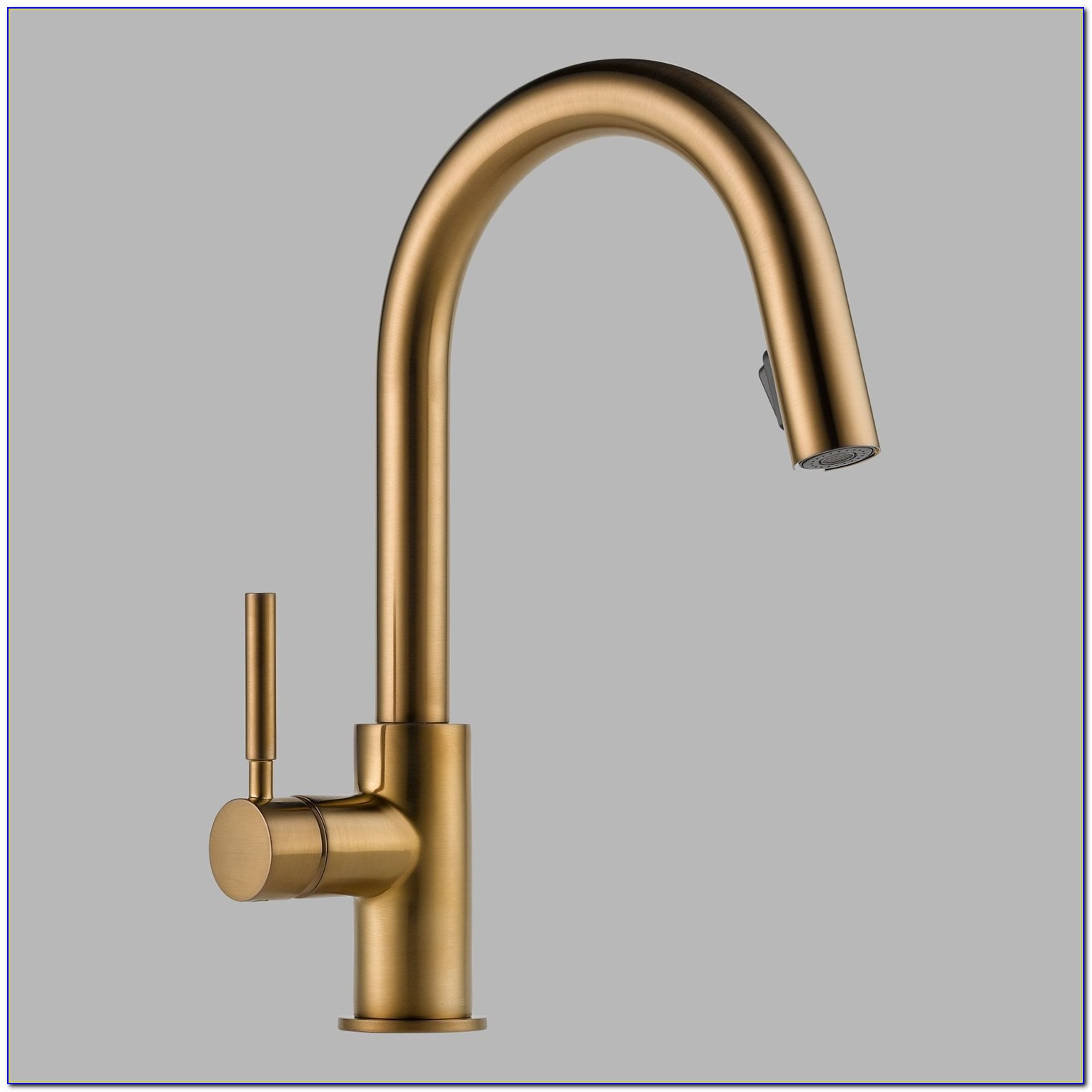 Rubbed Bronze Kitchen Faucets