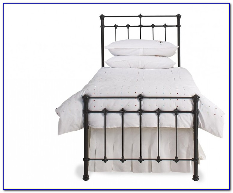 Single Bed Metal Headboards