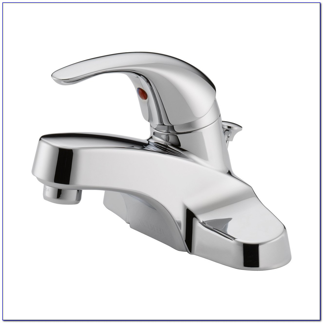 Single Handle Bathroom Faucets Brushed Nickel