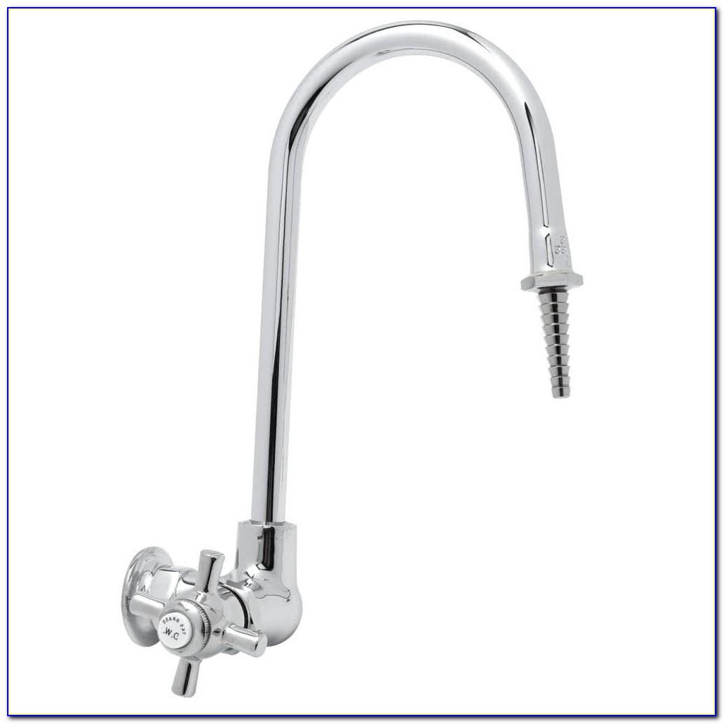 Single Hole Wall Mount Bathroom Faucet