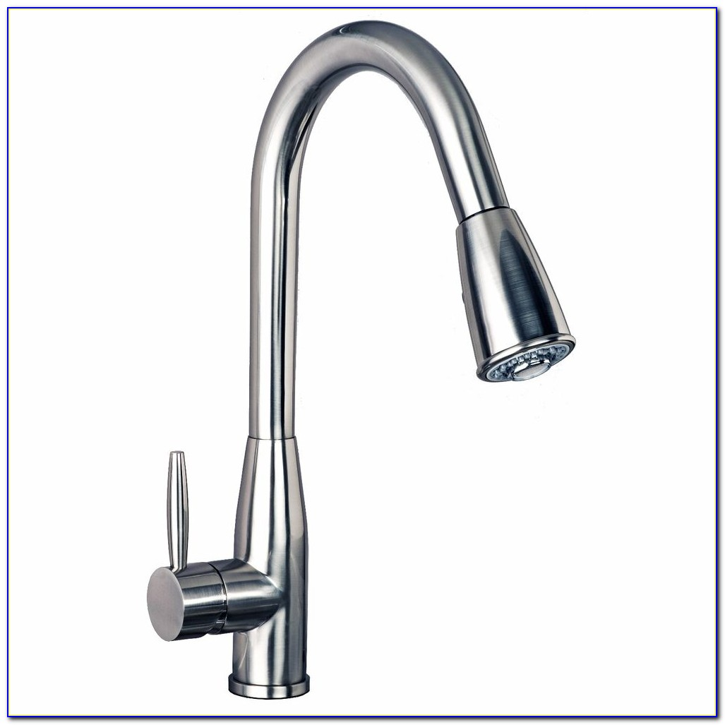 Stainless Steel Kitchen Sink Faucets