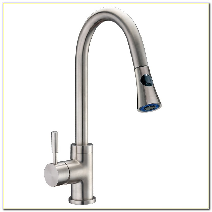 Stainless Steel Sink And Faucet Combo